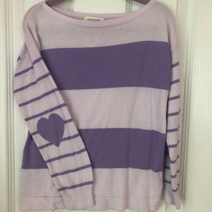 Gently used JCrew girls sweater, size 4/5